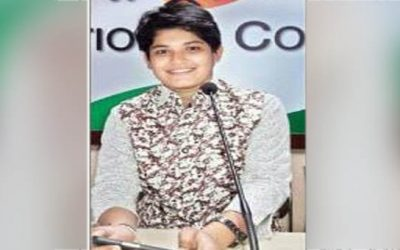 20-year-old Odia girl becomes youngest AICC member