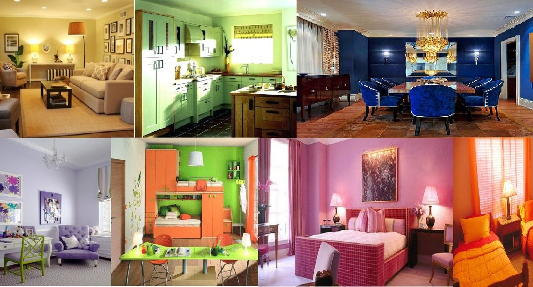 Vastu Sastra: Importance of colors for a happy home you should know
