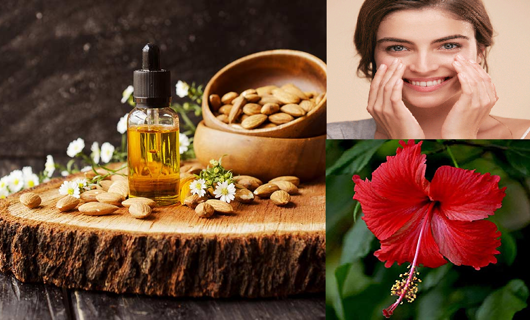 Full Body Care With Almond And Hibiscus Oil In Winter