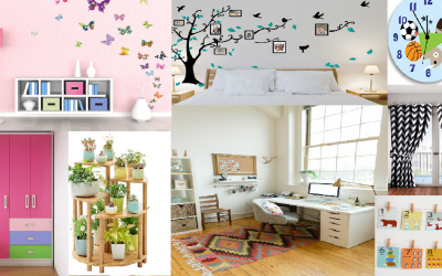 10 Easy steps to design kids room with love