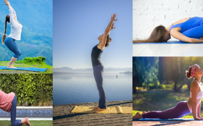Easy Five Yoga Poses To Improve Posture And look Confident
