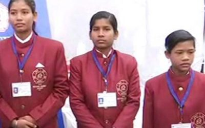Three Odisha girls get National Bravery Awards