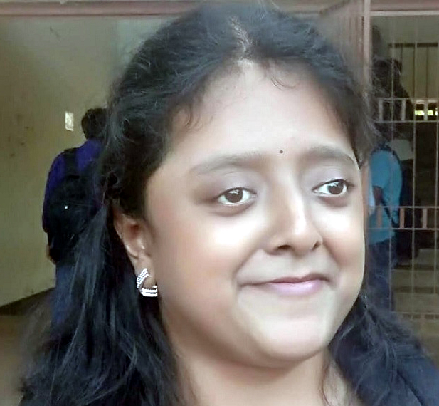 Visually challenged girl to crack OAS