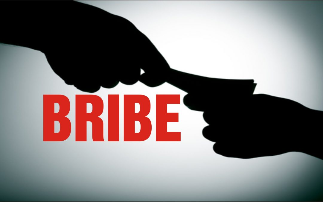 Child Development Project Officer caught taking bribe in Kalahandi