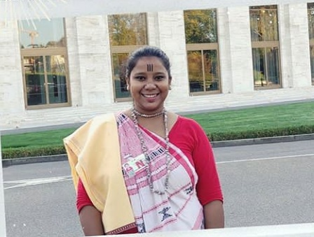 Tribal girl from Odisha is among seven members chosen to UN Youth Strategy body
