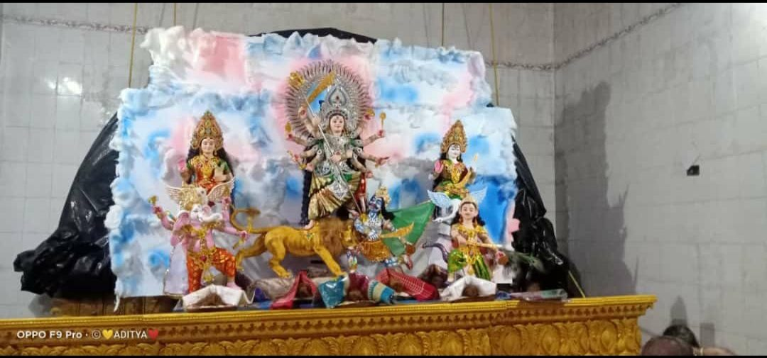 Corona scare: Durga Puja celebrations a low –key affair in capital city this year