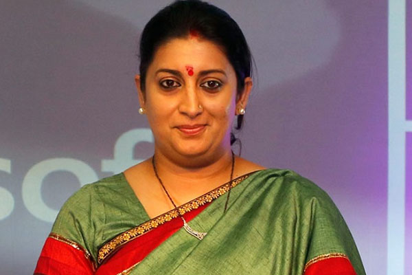 Gender justice is part of India's cultural discourse: Union Minister Smriti Irani