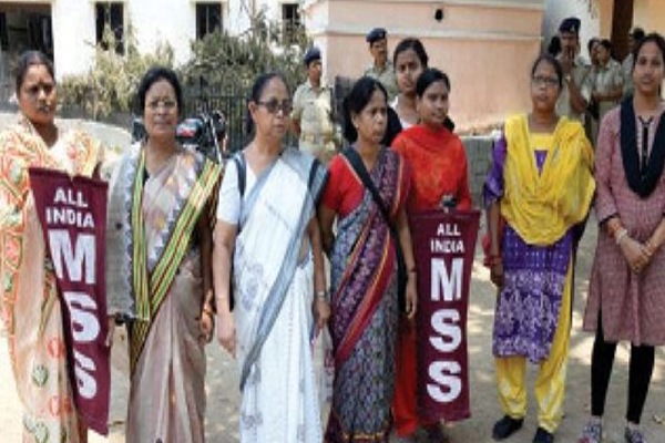 Women body demands strict action against rape and molestation