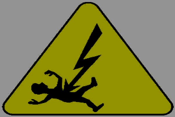 24-year-old woman and father-in -law electrocuted in Rayagada village