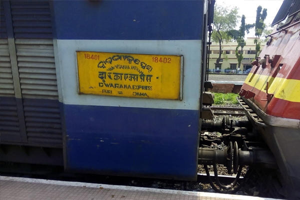 Woman Coming from Surat dies in Puri-Okha Express; GRP starts Probe