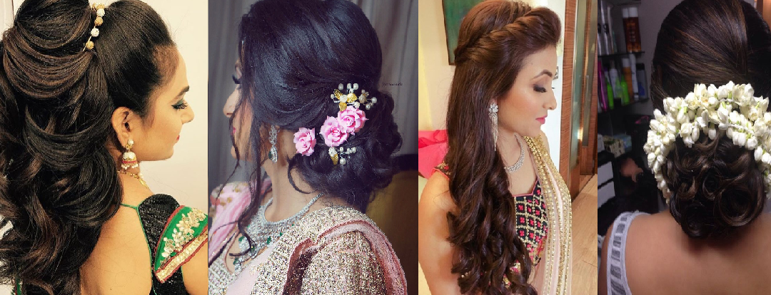 4 hairstyles hacks to look alike Diva in Saree