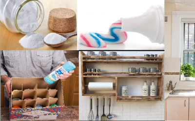 Simple ways to Quick fix your kitchen
