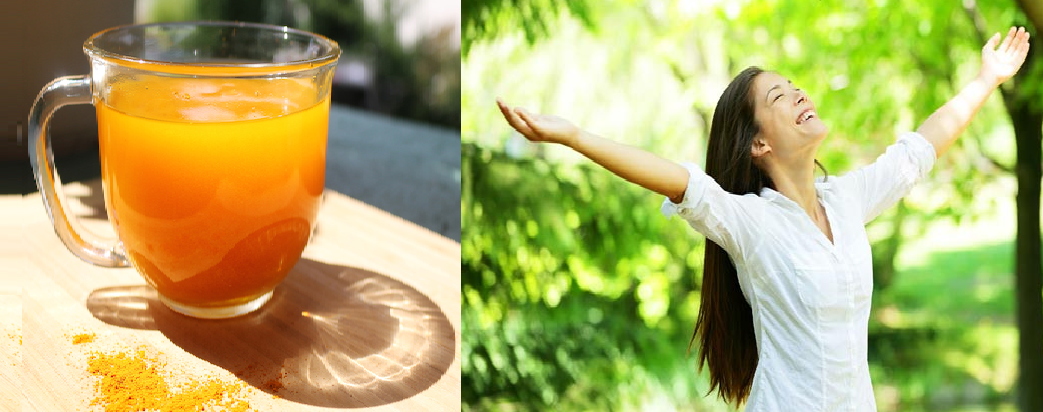 Top 4 Benefits Of Drinking Turmeric Water To Become Fit