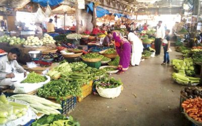 During corona, skyrocketing of vegetable prices adds to people's woes