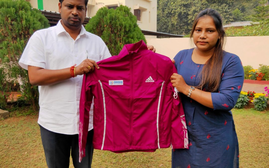 Odia girl Ranjita to participate in Snow Skiing Skier event at Khelo India Winter Games 2021
